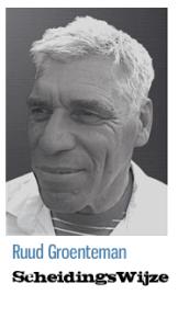 Ruud Groenteman erelid van het netwerk ScheidingsWijze
