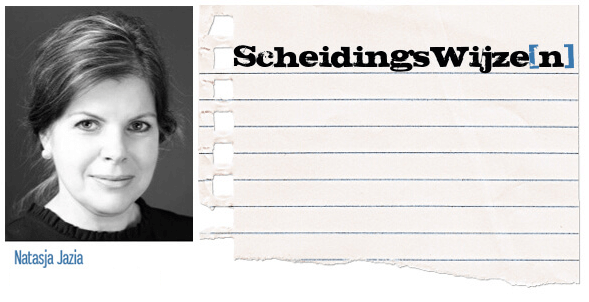 Natasja Jazia is werkzaam op het secretariaat van Scheidingswijze