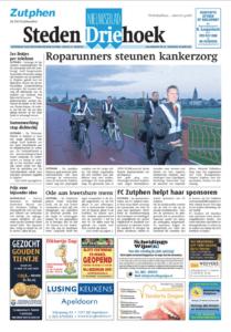 advertentie ScheidingsWijze in nieuwsblad